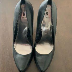 High hills shoes